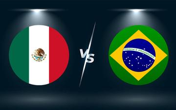 Nhận định, soi kèo, dự đoán U23 Mexico vs U23 Brazil, bán kết Olympic Tokyo 2020