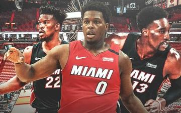 Kyle Lowry trở thành mục tiêu hàng đầu của Miami Heat