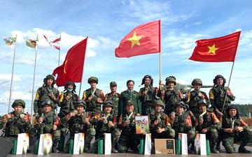 Tổng quan Army Games: lịch sử, thành tích của đoàn thể thao Việt Nam