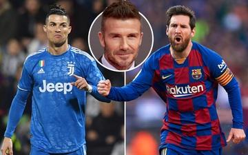 Thừa cơ hội Messi đi mua penthouse, David Beckham mở lời dụ dỗ