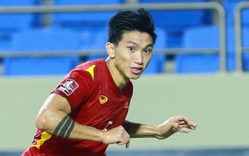 Đoàn Văn Hậu rời đội tuyển Việt Nam vì chấn thương
