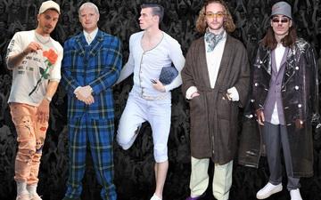 Gu thời trang thảm họa của các sao bóng đá: Rooney, Pogba, ăn mặc thế này mà các anh vẫn ra đường được sao?