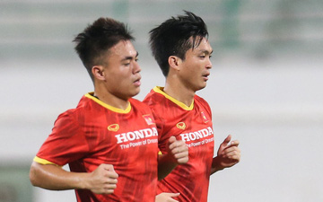 Tuyển Việt Nam chốt danh sách 25 cầu thủ sang Saudi Arabia