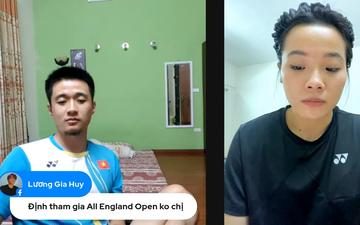 """Hot girl cầu lông Thùy Linh chia sẻ những kỉ niệm """"cười ra nước mắt"""" cùng đội tuyển khi thi đấu nước ngoài"""