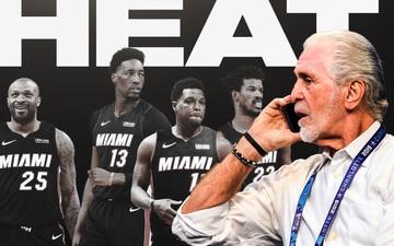 Miami Heat đầy bận rộn trong ngày mở màn phiên chợ chuyển nhượng hè NBA 2021