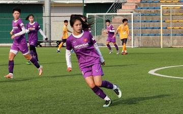 """Không có trận giao hữu quốc tế, đội tuyển nữ tăng cường thi đấu với """"quân xanh"""" tại Việt Nam"""