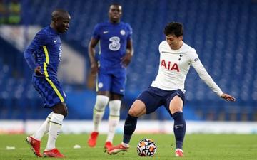 Chelsea 2-2 Tottenham: Ziyech lập cú đúp, Son Heung-min kiến tạo