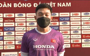 """Xuân Trường: """"ĐT Việt Nam không thi đấu ở vòng loại World Cup chỉ để cọ xát"""""""