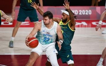 Patty Mills hủy diệt Slovenia với 42 điểm, đội tuyển Úc giành huy chương đồng đầu tiên trong lịch sử