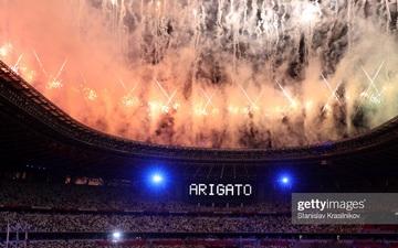 Bế mạc Olympic Tokyo 2020: Cảm ơn kỳ Thế vận hội đặc biệt nhất lịch sử