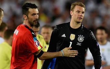 Neuer: Tuyển Đức cần học theo hình mẫu của tuyển Ý