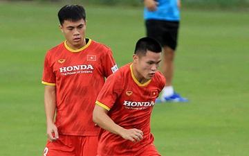 Tân binh thừa hưởng áo số 10 của Công Phượng ở tuyển Việt Nam
