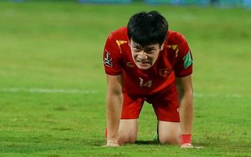 Tuyển Việt Nam tụt 3 bậc trên bảng xếp hạng FIFA sau hai trận thua ở Vòng loại World Cup