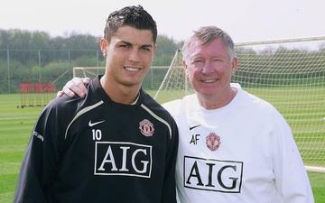Huấn luyện Ronaldo, bài toán hóc búa cho mọi HLV (kỳ 2): Sir Alex và sự bảo vệ tuyệt đối dành cho cậu học trò cưng