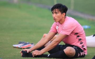 Đoàn Văn Hậu lỡ vòng loại World Cup 2022, sẽ đi nước ngoài phẫu thuật dứt điểm chấn thương