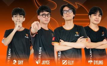 """Nhờ """"thành viên thứ 6"""", Team Flash đem về chiến thắng đầu tiên cho LMHT: Tốc Chiến Việt Nam tại giải SEA"""