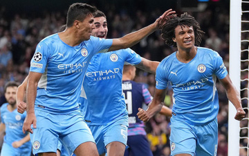 Sao Man City ghi bàn đầu tiên ở Champions League vài phút sau khi cha mất