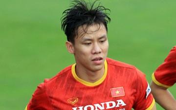 Quế Ngọc Hải động viên Văn Lâm sớm trở lại thi đấu cùng ĐT Việt Nam