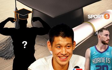 Top những cầu thủ NBA học giỏi nhất với điểm số cao ngất ngưởng