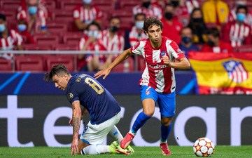 Hàng công bế tắc, Atletico Madrid để Porto cầm hòa nhạt nhòa trên sân nhà