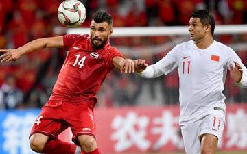 """Tuyển Trung Quốc đấu """"quân xanh"""" chất lượng hơn Việt Nam 14 bậc trên bảng xếp hạng FIFA"""