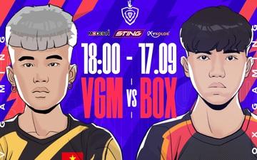 """Kết quả ĐTDV mùa Đông 2021 ngày 17/9: V Gaming """"xử đẹp"""" BOX"""
