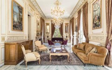 Lionel Messi nhắm thuê Lâu đài màu hồng có 30 phòng, trị giá 48 triệu euro tại Paris