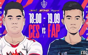 Kết quả ĐTDV mùa Đông 2021 hôm nay 19/9: Chiến thắng dễ dàng cho CES và BOX