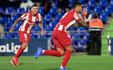 Cú đúp của Suarez hoàn tất màn ngược dòng nghẹt thở  cho Atletico Madrid