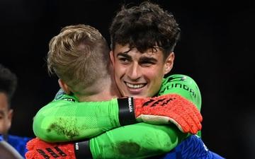 Thánh bắt penalty Kepa tỏa sáng, Chelsea vượt qua Aston Villa tại Cúp Liên đoàn Anh