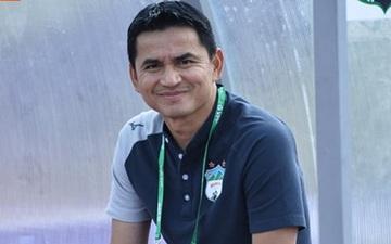 HLV Kiatisuk cam kết tương lai với HAGL, muốn Thái Lan và Việt Nam chạm trán ở chung kết AFF Cup