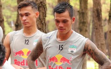 HAGL gia hạn 3 năm với Hữu Tuấn, hướng đến V.League 2022