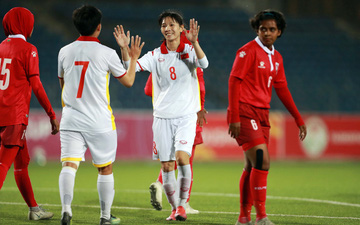 Nữ Thái Lan vào VCK Asian Cup 2022, chờ tuyển nữ Việt Nam hồi đáp
