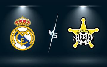 Nhận định, soi kèo, dự đoán Real Madrid vs Sheriff (bảng D Champions League)
