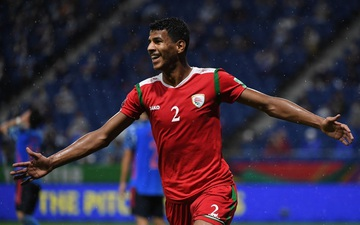 Tuyển Oman thắng 7-1 ở trận giao hữu, thị uy sức mạnh với tuyển Việt Nam