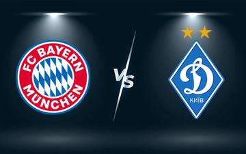 Nhận định, soi kèo, dự đoán Bayern Munich vs Dinamo Kiev (bảng H Champions League)