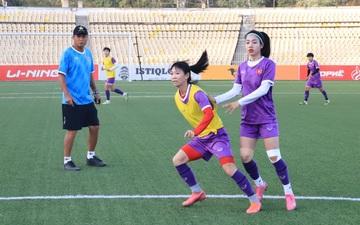 Tuyển nữ Việt Nam có cơ hội lớn vào VCK Asian Cup 2022
