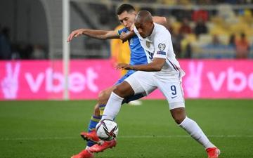 """""""Chân gỗ"""" tỏa sáng, Pháp vẫn để Ukraine cầm hòa 1-1 sau 90 phút"""