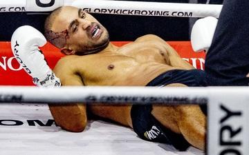 """Mất cảnh giác, """"Bad Boy"""" Badr Hari nhận trận thua bằng knock-out gây sốc"""