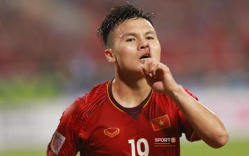 """Quang Hải và những lần """"mở tài khoản"""" giúp bóng đá Việt Nam tạo nên lịch sử"""