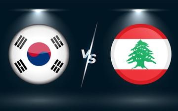 Nhận định, soi kèo, dự đoán Hàn Quốc vs Lebanon (vòng loại 3 World Cup 2022)