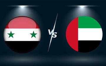 Nhận định, soi kèo, dự đoán Syria vs UAE (vòng loại 3 World Cup 2022)