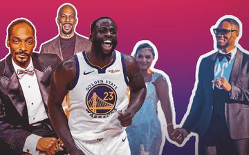"""Dàn rapper nổi tiếng cùng loạt sao NBA """"quẩy hết mình"""" tại đám cưới Damian Lillard"""