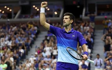 """Giải mã """"hiện tượng"""" nước chủ nhà, Djokovic vào tứ kết US Open"""