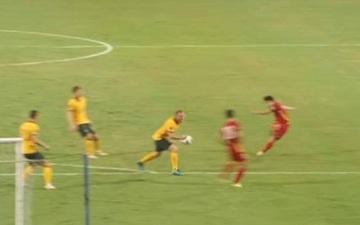 Vì sao tuyển Việt Nam không được hưởng penalty?