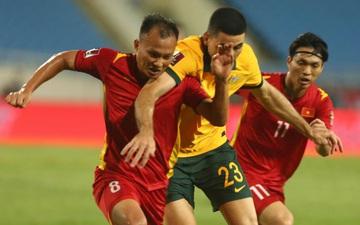 """Trọng Hoàng bứt tốc trong 8 giây khiến hàng loạt cầu thủ Australia """"hít khói"""""""