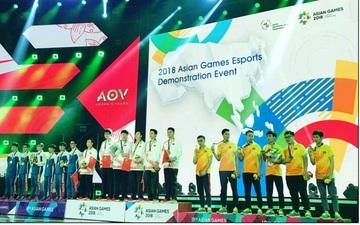 Lộ diện 8 môn Esports tranh huy chương tại Đại hội Thể thao châu Á 2022