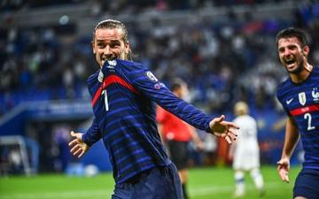 Antoine Griezmann lập cú đúp, Pháp thắng dễ Phần Lan 2-0 trên sân nhà