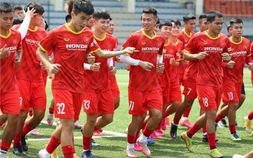 HLV Park Hang-seo gạch tên 4 cầu thủ U22 Việt Nam: Sao trẻ HAGL bị loại