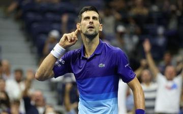 Liên tiếp bị la ó và gây nhiễu từ khán đài, Djokovic vẫn bản lĩnh ngược dòng vào bán kết US Open